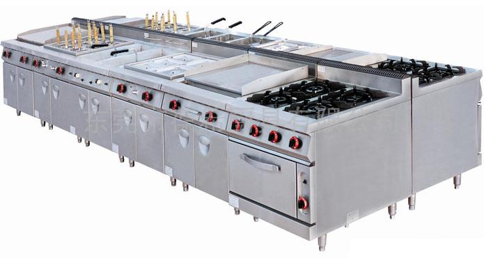 厨房设备-西餐馆厨房设备清单【详解】